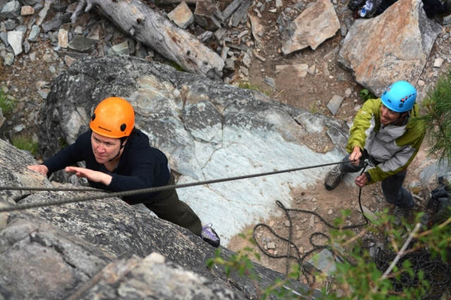 rock climb montana