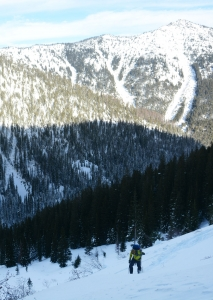 backcountry ski montana